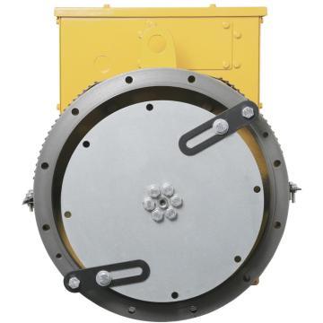4-полюсные синхронные генераторы для низкого напряжения