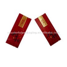 kleine Seitenfaltenpapierverpackungsbeutel für Tee