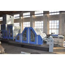 Машина для производства пряжи из пряжи из шерстяной пряжи
