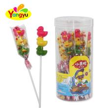 Colorful Duck Shape Lollipop  Confectionery