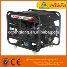 Chongqing factory AC and DC output 8500w gasoline generator 8kva ~ 10kva generadores de gasolina