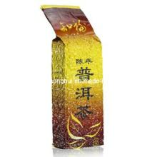 Bolsa de té plástica modificada para requisitos particulares del vacío / bolsita de té vacía