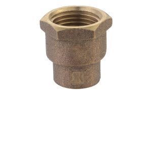 threaded insert pipe fitting
