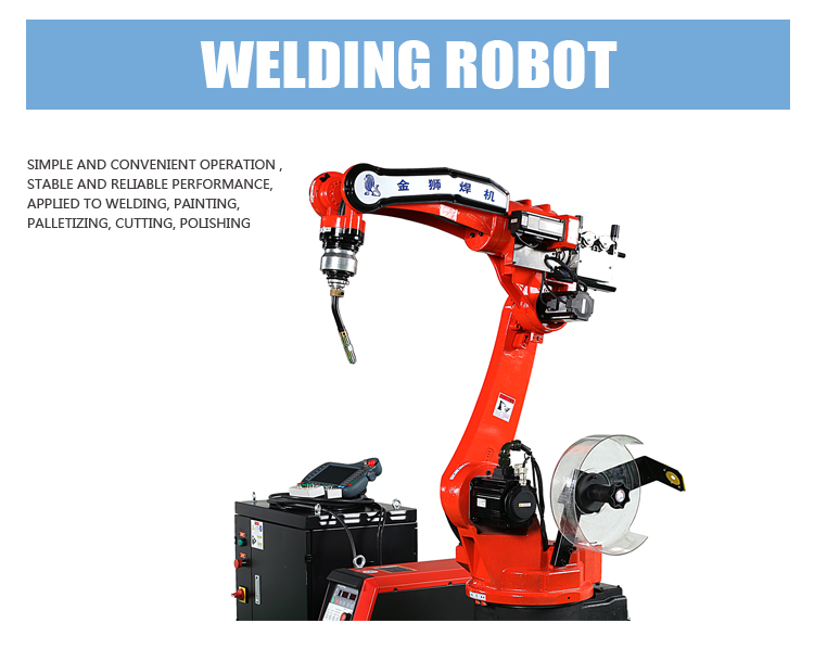 Good Welding Robot Arm
