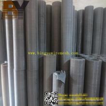 Filter Scheibensicherheits-Schirm Draht-Tuch-Edelstahl-Draht-Ineinander greifen