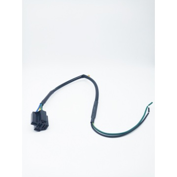Automotive filter wire harness with NTC