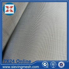 Stainless Steel Mesh Dutch Weave