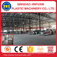 Máquina de extrusión de placa de espuma de corteza de construcción de PVC