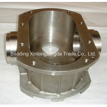 CNC подвергая механической обработке снабжение жилищем нержавеющей стали отливки