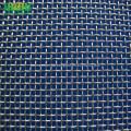 Edelstahlgewebe quetschverbundener Maschendraht