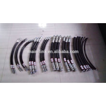 High Pressure Jetter Hoses & Accessories
