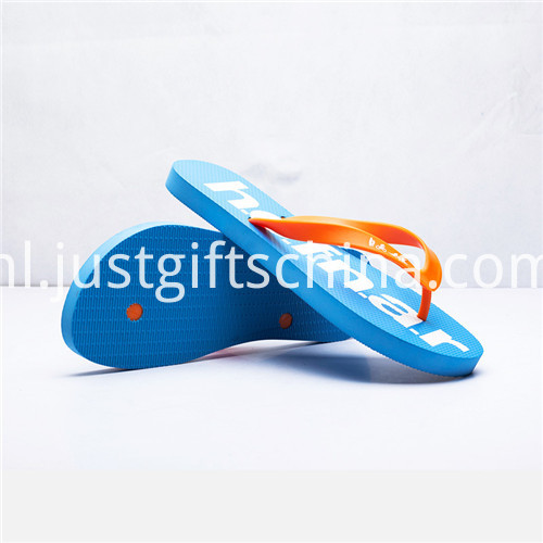 Promotional Outdoor Multicolor Flip Flops 4