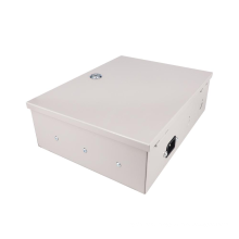 SOMPOM 110/220V ac to 12V 10A dc 9 channels CCTV box ups smps