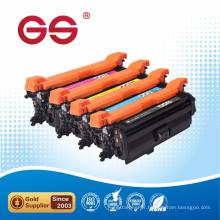 Cartouche de toner à chaud pour hp ce260a ce261a ce262a ce263a pour imprimante hp