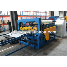 Simple slitting and cut to length machine