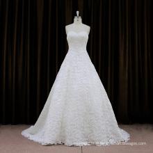 2015 robes de mariée sans dos dos nu sexy bretelles