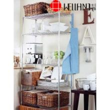 DIY Chrome Storage Wire Shelving (LD12045180A5C)