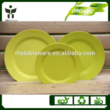 Plat plat plat biodégradable