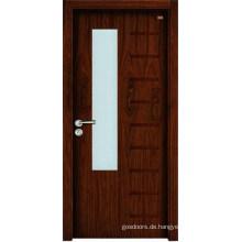 Innenhölzerne Tür