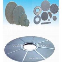 Filtre filtrant haute filtration fil (fabrication)