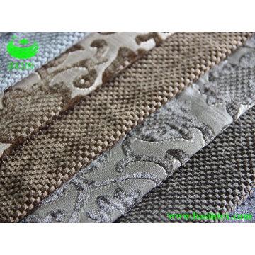 Jacquard Chenille Sofa Fabric (BS7012b)