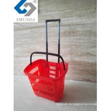 Rolling Basket mit Aluminiumgriff