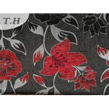 Série Jacquard Beau Canapé Chenille et tissu de meubles dans le chaud