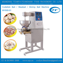 CE Certificate Cuttlefish Ball Frozen Food Machine