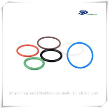 Red/Black/White Clear Transparent Silicone Rubber Gasket/ O Ring