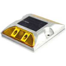 Solar LED Road Stud Side Light with Sunlight Control