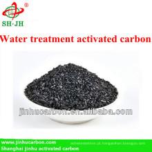 Carvão activado em coco granulado