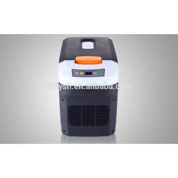 HF-22L (108) DC 12 V / CA 220 V 55 W refrigerador refrigerartor del coche caja de refrigeración refrigerador mini coche portátil (certificado CE)