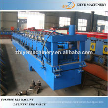 Colored Steel Shuttering Door Roll Forming Machine
