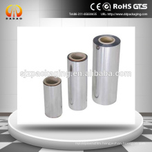 12 micron metallized polyester film