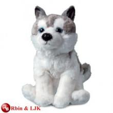 OEM diseño relleno suave juguete husky