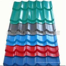 Máquinas formadoras de tejas para techos Setp