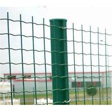 Clôture d'euro enduit de PVC de haute qualité (TS-J28)