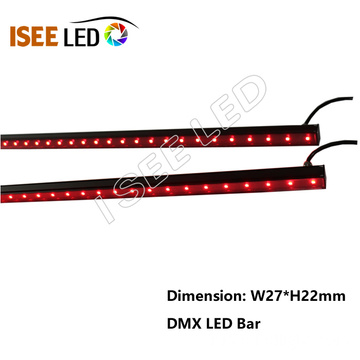 DMX ADJ LED Bar RVB couleur