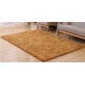 High Quality Microfiber Silk Wool Mat Floor Rug
