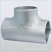 PED 3.1 Равный тройник из нержавеющей стали