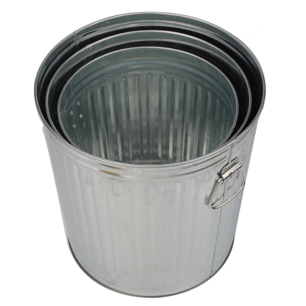 45l Trash Can With Lid