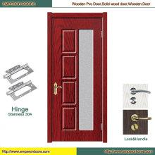 Puerta corredera de vidrio puerta de diseño de la puerta