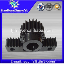 Module 1.5 Steel gear with hub