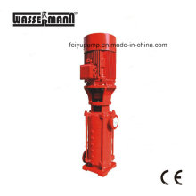 Vertical Single Suction Multistage Centrifugal Fire Pumps