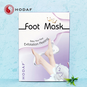 Milk Nourishing Foot Mask Baby Peeling Mask