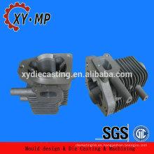 El OEM dio la bienvenida a las piezas del cilindro del motor de fundición de aluminio