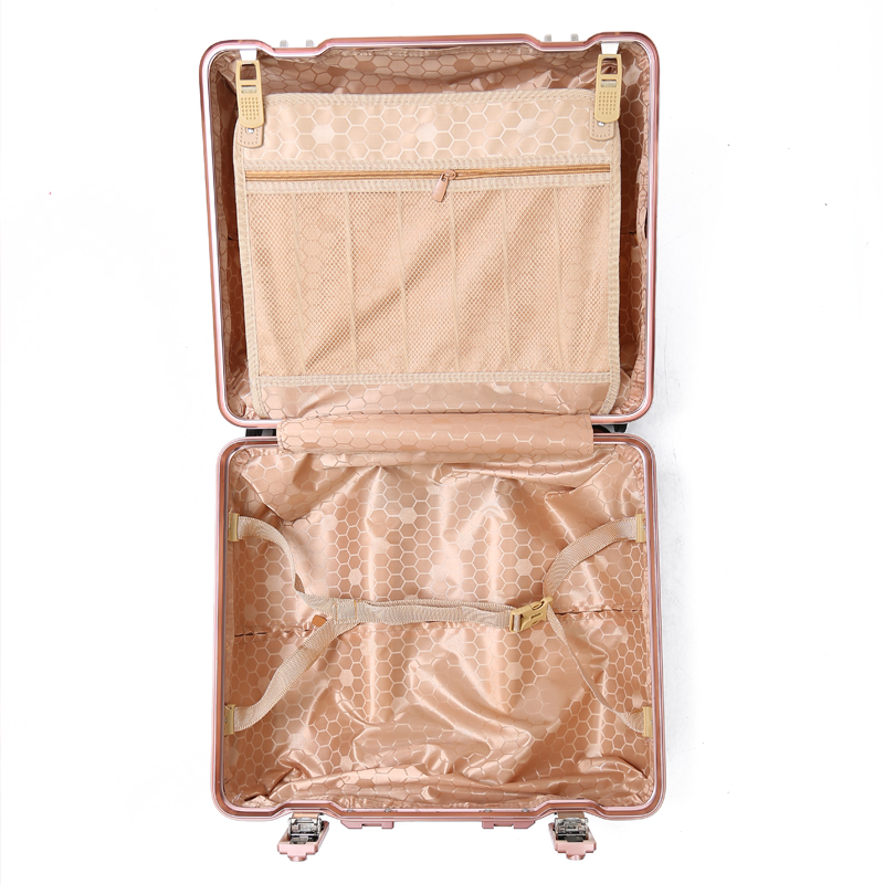 3PCS ABS SUITCASE SET
