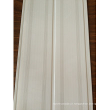 Painel de PVC de superfície marrom