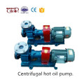 Small high temperature oil circulating centrifugal oil pump