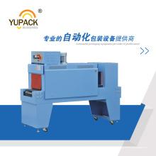 Máquina de túnel de envoltura de encogimiento de manga de película de PE